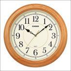 CASIO カシオ クロック IQ-121S-7JF 掛時計 壁掛け スムーズ秒針 木枠
