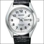 CITIZEN シチズン 腕時計 KM1-016-10 メンズ REGUNO レグノ ソーラー