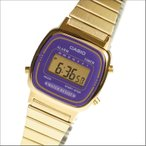 【箱なし】【メール便選択で送料無料】【並行輸入品】海外CASIO 海外カシオ 腕時計 LA670WGA-6DF レディース BASIC ベーシック DIGITAL デジタル LA-670WGA-6