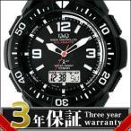 【レビューを書いて3年延長保証】Q&Q キュー&キュー CITIZEN シチズン 腕時計 MD06-305 メンズ SOLARMATE ソーラーメイト