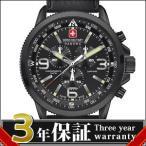 【レビューを書いて3年延長保証】SWISS MILITARY スイスミリタリー 腕時計 ML400 メンズ ARROW アロー クロノグラフ