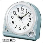 SEIKO セイコー クロック NQ705L 目覚まし時計 PYXIS ピクシス