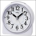 SEIKO セイコー クロック NR439W 目覚まし時計 置時計 PYXIS ピクシス
