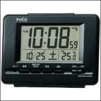 SEIKO セイコー クロック NR535K 目覚まし時計 電波時計