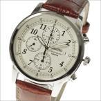 海外SEIKO 海外セイコー 腕時計 SNDC31P1 メンズ レザーベルト