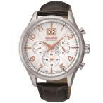 海外SEIKO 海外セイコー 腕時計 SPC087P1 メンズ クロノグラフ