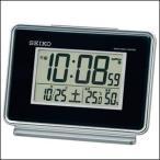 ショッピング目覚まし時計 SEIKO セイコー クロック SQ767K 目覚まし時計 電波時計