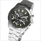 【正規品】海外SEIKO 海外セイコー 腕時計 SSB027P1 メンズ CHRONOGRAPH クロノグラフ