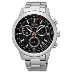 ショッピング海外 海外SEIKO 海外セイコー 腕時計 SSB205P1 メンズ クロノグラフ 自動巻き