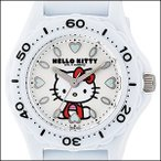 【レビューを書いて3年延長保証】Q&Q キュー&キュー CITIZEN シチズン 腕時計 VQ75-431 レディース Hello Kitty ハローキティ