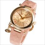 Vivienne Westwood ヴィヴィアンウエストウッド 腕時計 VV006PKPK レディース Orb II オーブ2