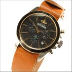 Vivienne Westwood ヴィヴィアンウエストウッド 腕時計 VV069BKBR メンズ CAMDEN LOCK II カムデンロック