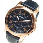 FOSSIL フォッシル 腕時計 FS4835 メンズ GRANT グラント