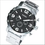 FOSSIL フォッシル 腕時計 JR1353 メンズ NATE ネイト クロノグラフ