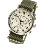 TIMEX タイメックス 腕時計 TW2P71400 メンズ Weekender Chrono ウィークエンダー クロノ