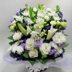 お届けしたお花を画像添付メールで確認できます。
