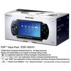 PSP バリューパック (PSP-1000K) 【メーカー生産終了】 中古