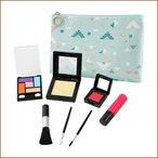 TOKIA Pretend Play Makeup for Toddlers and Little Girls with Cosmetic Bag ( Not Real Makeup No Mess )【並行輸入品】