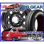 エースロードスター デイトナRS ブラック Roadster DAYTONA-RS 215/65R16 215/65-16 新品GOODYEAR グッドイヤー NASCAR ナスカー