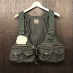 Filson Foul Weather Fly Fishing Vest е╒егеые╜еє е╒ейб╝еыежезе╢б╝ е╒ещеде╒еге├е╖еєе░ е┘е╣е╚ е╣е╚еще├е╫╖┐ екедеые╔е┘е╣е╚