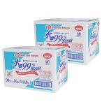 【お得2箱セット】アカチャンホンポ 赤ちゃん本舗 90枚×16個×2箱 おしりふき ケース 水99% Super おしりふき
