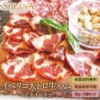 生ハム スペイン産イベリコ豚 しっとり濃厚 大トロ生ハム 40g 送料無料 ポイント消化 食品お試し