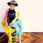 キッズ 水着 女の子 子供 男の子 ラッシュガード セット キッズ水着 レギンス セパレート 水遊び 長袖 紫外線対策 日焼け対策 スイムウェア 上下セット セットア
