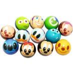 PUボール ディズニーアソート[ご注文単位は必ず24個単位でお願いします。]景品 子供 ディズニー ミッキー ミニー 文具 文房具 おもちゃ 縁日 お
