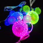 【光るおもちゃ/光り物玩具】フラッシュダイヤマウスペンダント【ご注文単位は必ず36個単位でお願いします】光るおもちゃ 縁日 お祭り