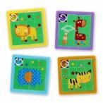アニマルスライドパズル【ご注文単位は必ず25個単位でお願いします】景品 子供 縁日 お祭り 夏祭り おもちゃ くじ くじ引き ランチ景品