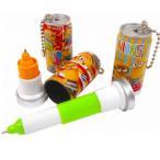 ミニオンズのびーる缶缶ボールペンBC【ご注文単位は必ず60個単位でお願いします】玩具 景品 子供 子ども会 文具 文房具