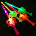 【光るおもちゃ/光り物玩具】光る★プリティーバトン【ご注文単位は必ず24個単位でお願いします】光るおもちゃ 光り物玩具 縁日 お祭り 夏祭り