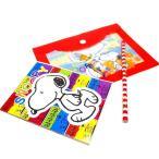 スヌーピーBIGポーチ付文具セット 12個セット 景品 キャラクター 子ども会 縁日 お祭り 夏祭り お子様ランチ おもちゃ 玩具 景品玩具