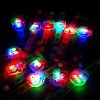 【光るおもちゃ】ディズニーかわいい光るダイカットブレスレットpart3☆ツムツム☆【ご注文単位は必ず12個単位でお願いします】 子供会 縁日 お祭り