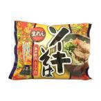 ソーキそば生麺2食入り(味付き豚肉(軟骨ソーキ)、スープ付)