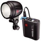 JINBEI 250W/S TTL/HSS ポータブルバッテリーストロ