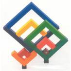 木のおもちゃ ドイツ 木製 知育玩具 ネフ社の積み木・アングーラ
