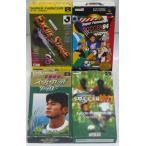 【新品】 SFCソフト 「スーパーフォーメーションサッカー'94」などサッカーゲームソフト4本セット