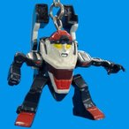 バンダイ スーパーロボット大戦 熱血コレキーホルダー イーグルファイター(ダンクーガ)