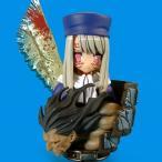 角川書店 Fate FantasmBOX イリヤと愉快な仲間たち付録 剛刃 イリヤ胸像フィギュア(令呪発動)