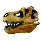 海洋堂 チョコラザウルス第1弾 023.ティラノサウルス(骨格・薄茶)