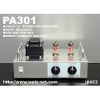 真空管ステレオプリアンプキット PA301