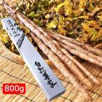 自然薯 大山 800g(1本〜2本)+押し麦付 ディオスコリン含有(お歳暮のし対応可)