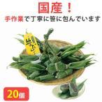 国産 笹だんご20個セット(10個×2袋)