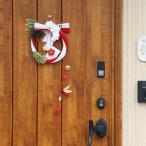 玄関飾り おしゃれ お正月 和紙 輪飾り 枝垂れ梅 壁飾り 縁起物
