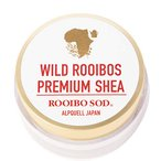 ROOIBO SOD ルイボソード プレミアムシアクリーム シア脂 ルイボスエキス配合 無添加、天然成分100%