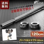バーベルシャフト バーベル 長さ120cm ダンベルプレート用 バーベルシャフト バー シャフト径28mm 重量約7.0kg 送料無料