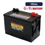 G&Yu スターティング&サイクル兼用バッテリー (互換品番 SMF27MS-730:M27MF:DC27MF:90A-XY) G'cle27CP ※複数台ご注文はメーカー直送代引・時間指定不可