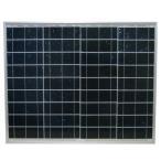 シャープ 中・小型 独立型システム用太陽電池モジュール 多結晶太陽電池 SJS40B-2P