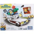 メガブロック MATTEL マテル MEGABLOKS ミニオンズ ステーションワゴン 188 ピース CNF56 ブロック 知育玩具 おもちゃ プレゼント